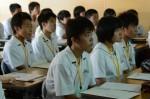 平成27年度体験入学<三国中学校>【10】