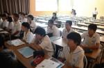 平成27年度体験入学<三国中学校>【12】