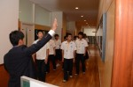 平成27年度体験入学<三国中学校>【13】
