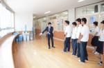 平成27年度体験入学<三国中学校>【14】