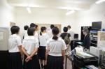 平成27年度体験入学<三国中学校>【16】