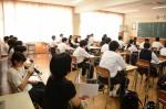 平成27年度体験入学<三国中学校>【22】