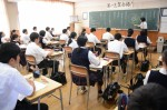 平成27年度体験入学<三国中学校>【27】