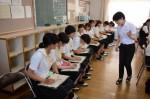 平成27年度体験入学<三国中学校>【28】