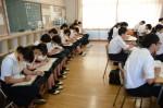 平成27年度体験入学<三国中学校>【31】