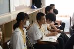 平成27年度体験入学<三国中学校>【35】