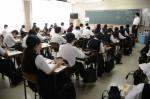 平成27年度体験入学<三国中学校>【39】