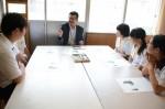 平成27年度体験入学<三国中学校>【40】