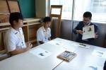 平成27年度体験入学<三国中学校>【41】