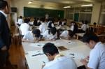 平成27年度体験入学<三国中学校>【42】