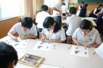 平成27年度体験入学<三国中学校>【46】