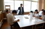平成27年度体験入学<三国中学校>【48】
