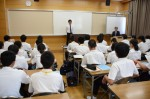 平成27年度体験入学<三国中学校>【49】