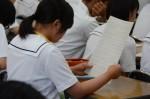 平成27年度体験入学<三国中学校>【51】