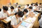 平成27年度体験入学<三国中学校>【53】