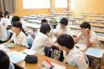 平成27年度体験入学<三国中学校>【56】