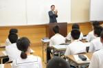 平成27年度体験入学<三国中学校>【58】