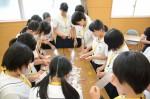 平成27年度体験入学<三国中学校>【60】