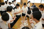 平成27年度体験入学<三国中学校>【61】