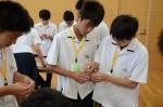 平成27年度体験入学<三国中学校>【64】