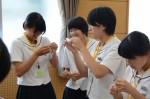 平成27年度体験入学<三国中学校>【65】