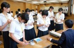 平成27年度体験入学<三国中学校>【66】