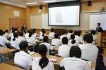 平成27年度体験入学<三国中学校>【67】
