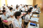 平成27年度体験入学<三国中学校>【69】
