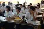 平成27年度体験入学<三国中学校>【72】