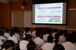 平成27年度体験入学<三国中学校>【74】