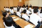 平成27年度体験入学<三国中学校>【75】