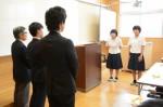 平成27年度体験入学<三国中学校>【77】