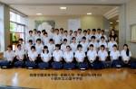 平成27年度体験入学<三国中学校>【78】
