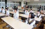 平成27年度体験入学<筑紫野中学校>【6】