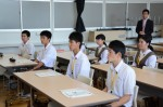 平成27年度体験入学<筑紫野中学校>【7】
