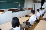 平成27年度体験入学<筑紫野中学校>【8】