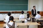 平成27年度体験入学<筑紫野中学校>【9】
