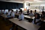 平成27年度体験入学<筑紫野中学校>【12】