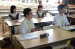 平成27年度体験入学<筑紫野中学校>【14】