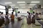 平成27年度体験入学<筑紫野中学校>【16】