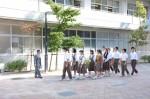 平成27年度体験入学<筑紫野中学校>【18】