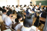 平成27年度体験入学<筑紫野中学校>【22】