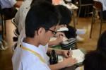 平成27年度体験入学<筑紫野中学校>【24】