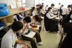 平成27年度体験入学<筑紫野中学校>【25】