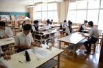 平成27年度体験入学<筑紫野中学校>【31】