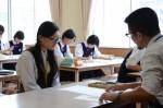 平成27年度体験入学<筑紫野中学校>【32】