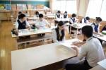 平成27年度体験入学<筑紫野中学校>【33】