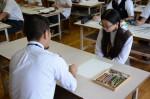 平成27年度体験入学<筑紫野中学校>【34】