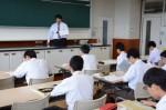 平成27年度体験入学<筑紫野中学校>【37】
