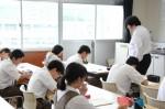平成27年度体験入学<筑紫野中学校>【40】